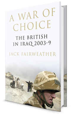 A War of Choice book